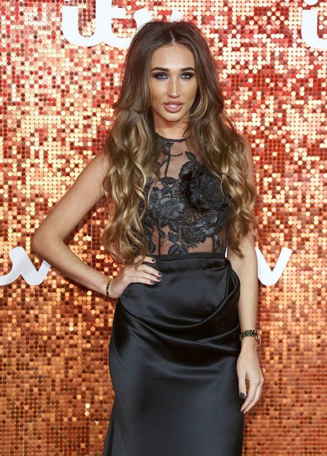 Megan McKenna: 2017 ITV Gala Ball -10