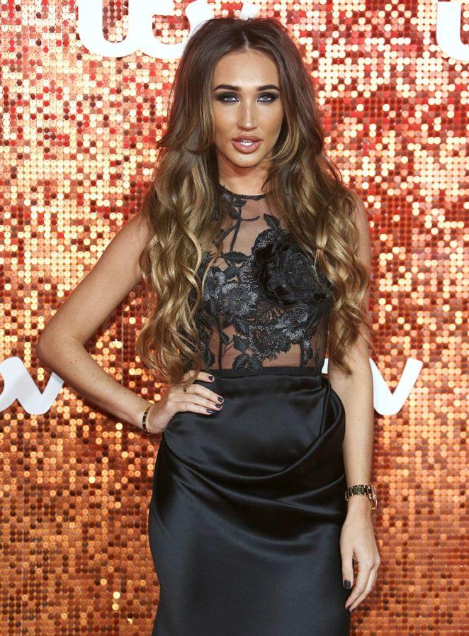 Megan McKenna: 2017 ITV Gala Ball -12