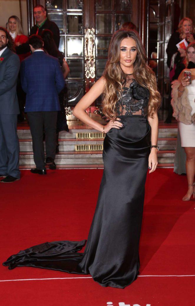 Megan McKenna: 2017 ITV Gala Ball -17