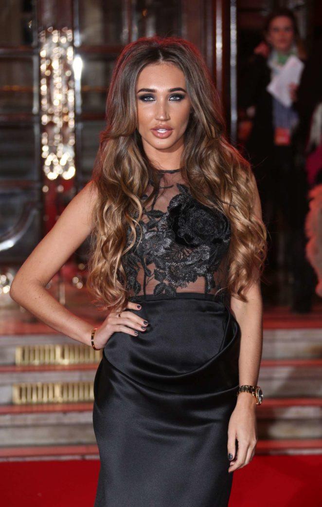 Megan McKenna: 2017 ITV Gala Ball -18