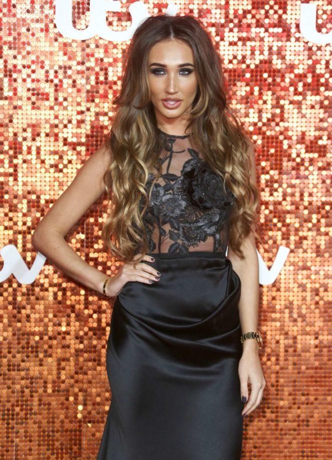 Megan McKenna: 2017 ITV Gala Ball -19
