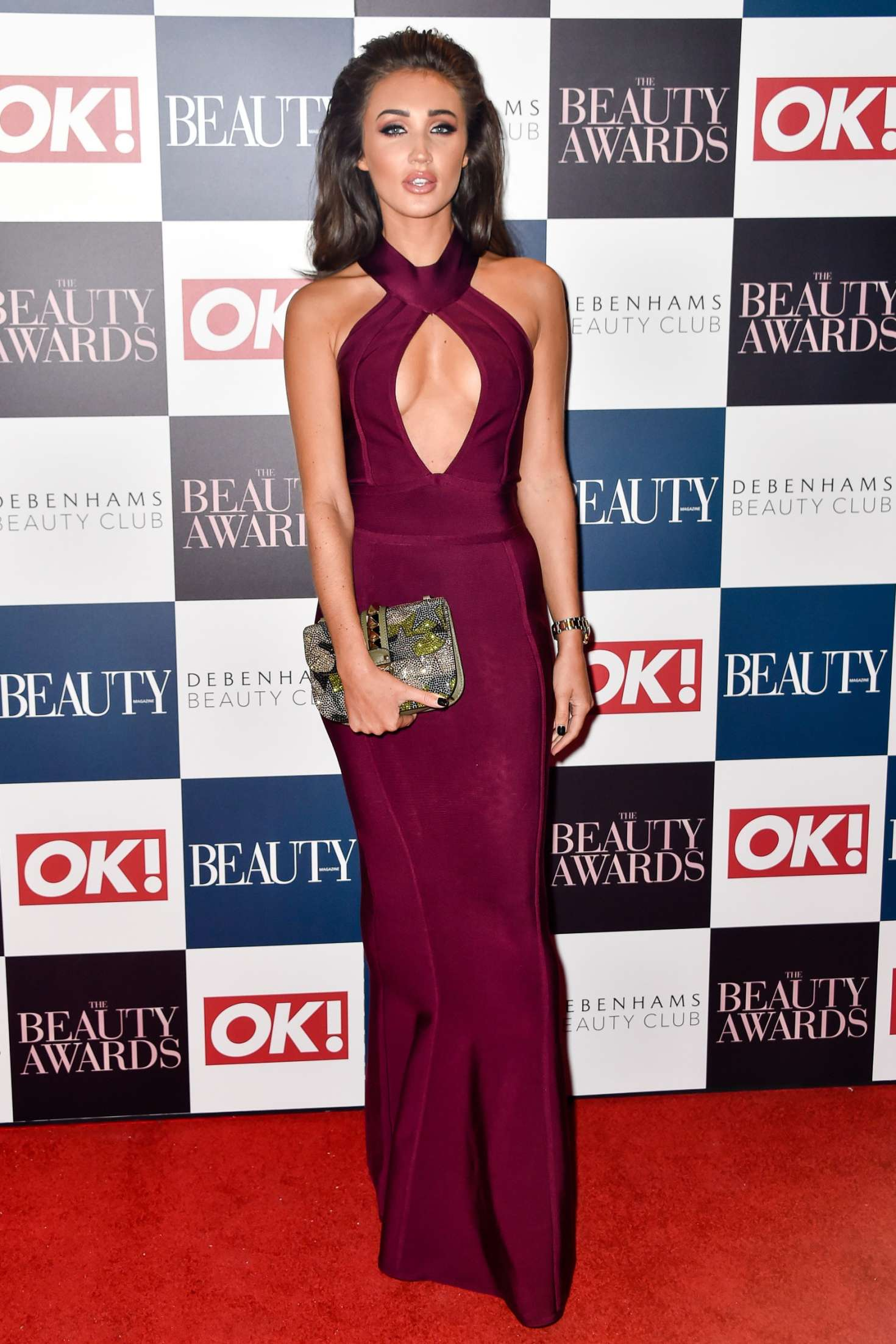 Megan McKenna – Beauty Awards 2016 in London