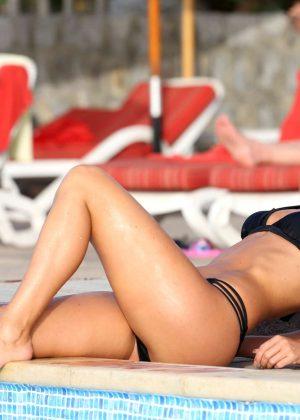 Megan McKenna: Bikini Photoshoot 2016 -08