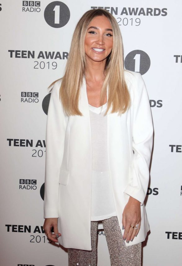 Megan McKenna - Radio One Teen Awards 2019 in London