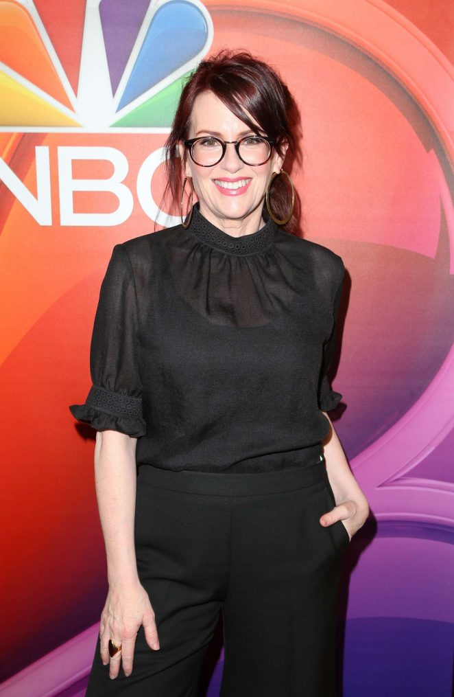 Megan Mullally - 2017 NBC Summer TCA Press Tour in Beverly Hills