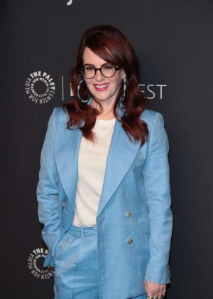 Megan Mullally - 'Will and Grace' Premiere at 2018 PaleyFest LA in Hollywood