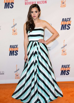 Megan Nicole - 23rd Annual Race To Erase MS Gala in Beverly Hills