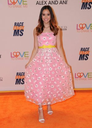 Megan Nicole - 24th Annual Race To Erase MS Gala in Los Angeles
