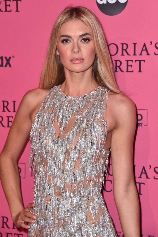 Megan Williams – 2018 Victoria's Secret Fashion Show After Party in NY