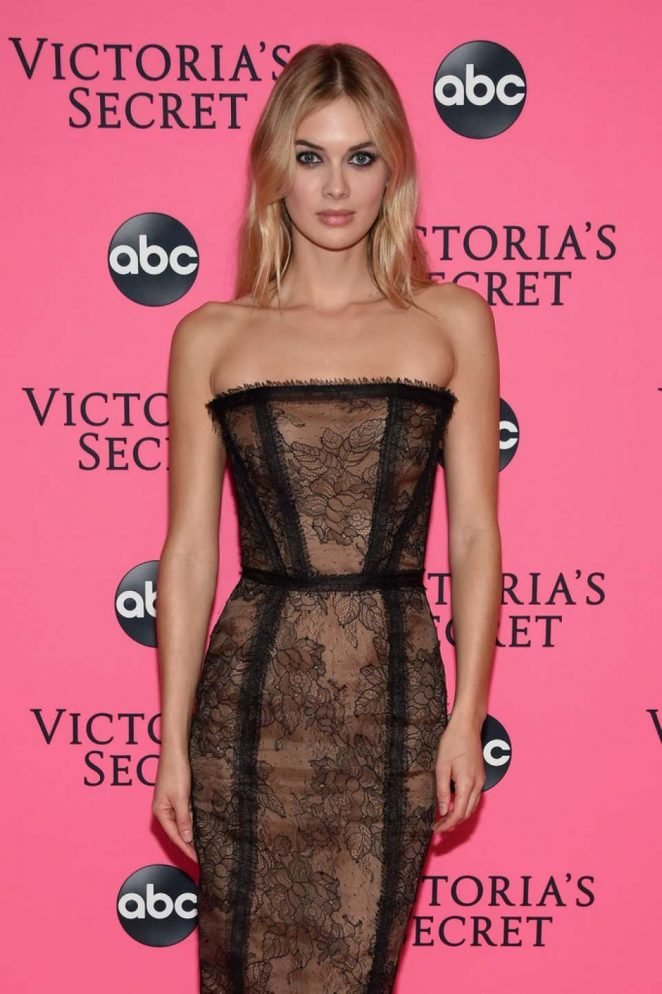 Megan Williams – 2018 Victoria's Secret Viewing Party in New York