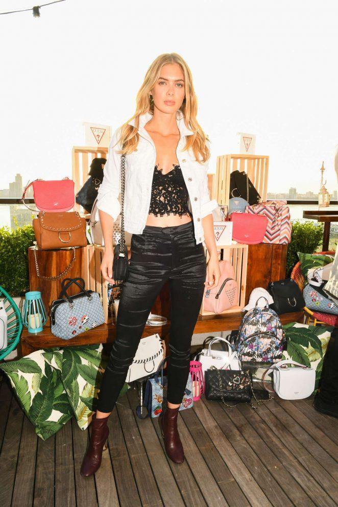 Megan Williams - Guess Handbag Summer Kick-off Soiree in NY