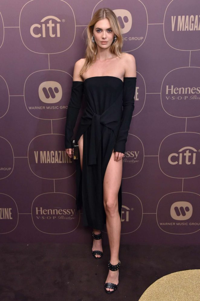 Megan Williams – Warner Music PreGrammy Party in NY