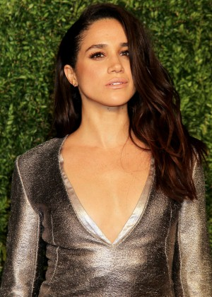 Meghan Markle - 2015 CFDA/Vogue Fashion Fund Awards in NYC