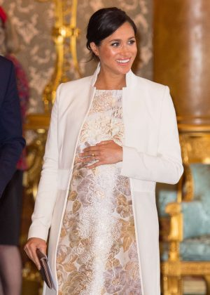 Meghan Markle - 50th anniversary of the investiture of the Prince of Wales in London