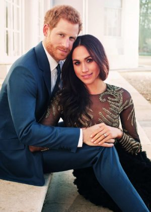 Meghan Markle and Prince Harry - Engagement photos (December 2017)