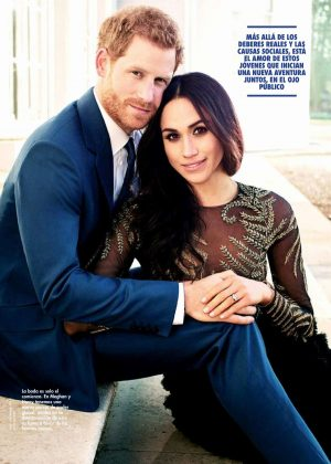 Meghan Markle - HOLA! Magazine (April 2018)