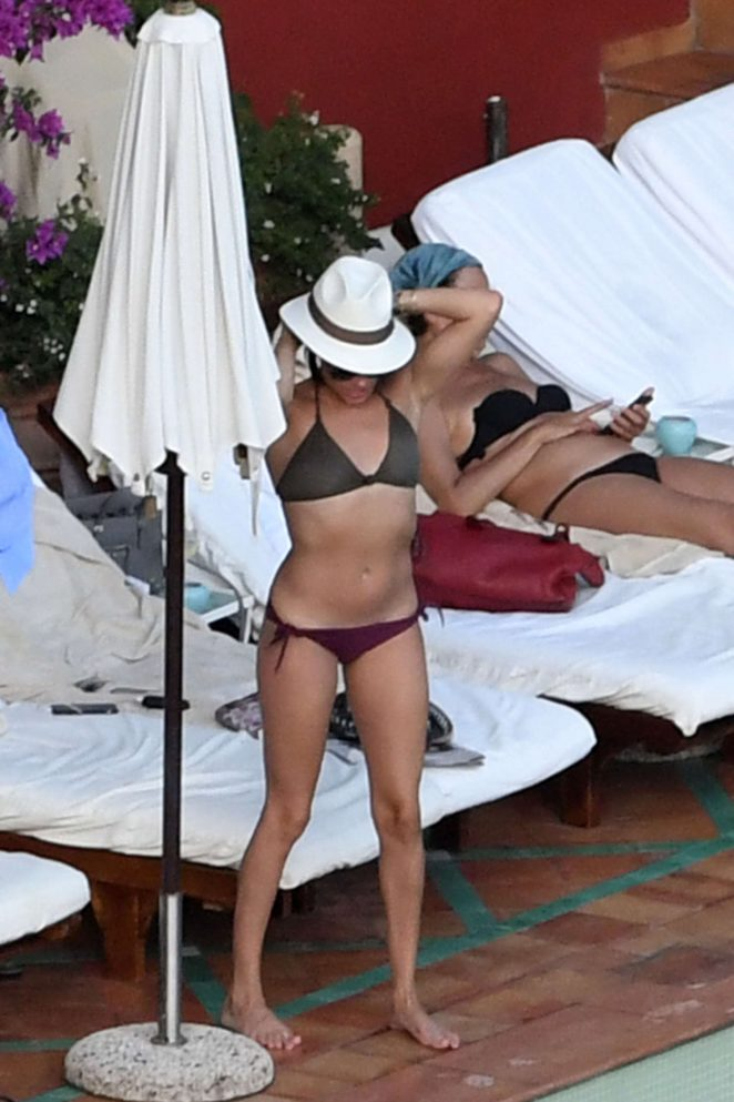 Meghan Markle in Bikini in Positano