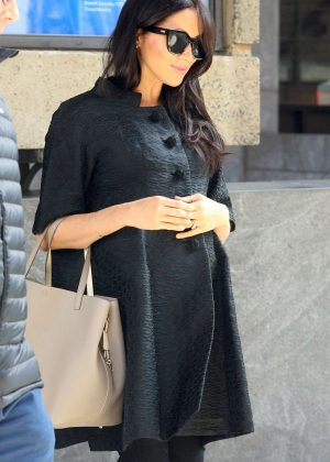 Meghan Markle - Out and about in New York