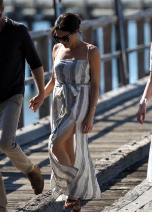 Meghan Markle - Seen at Kingfisher Bay On Fraser Island In Australia
