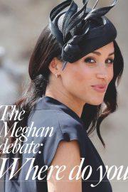 Meghan Markle - Tatler UK Magazine (December 2019)