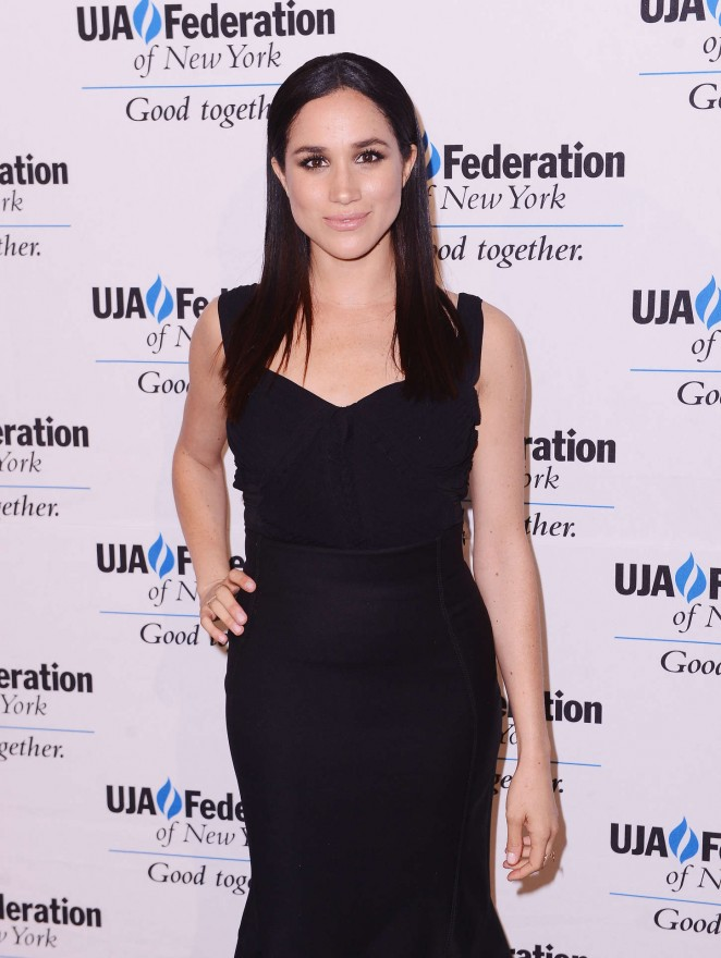 Meghan Markle – UJA-Federation New York's Entertainment Division Signature Gala in NY