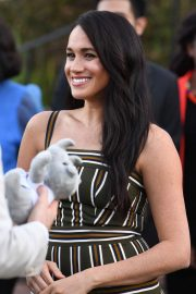 Meghan Markle - Visiting South Africa