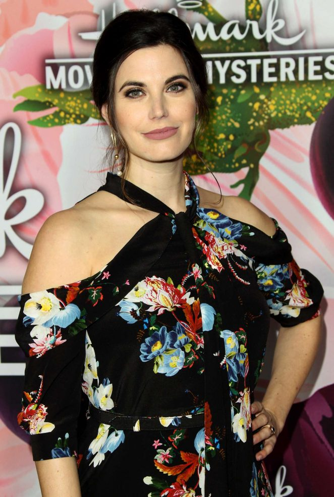 Meghan Ory - 2018 Hallmark Channel All-Star Party at TCA Winter Press Tour in LA