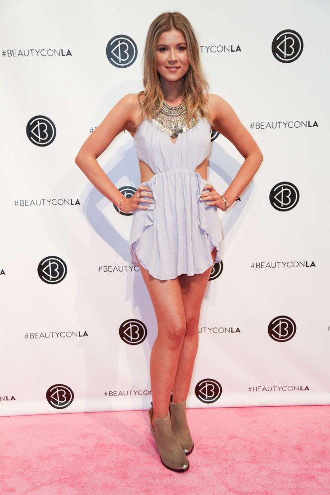 Meghan Rienks: 4th Annual Beautycon Festival LA -09