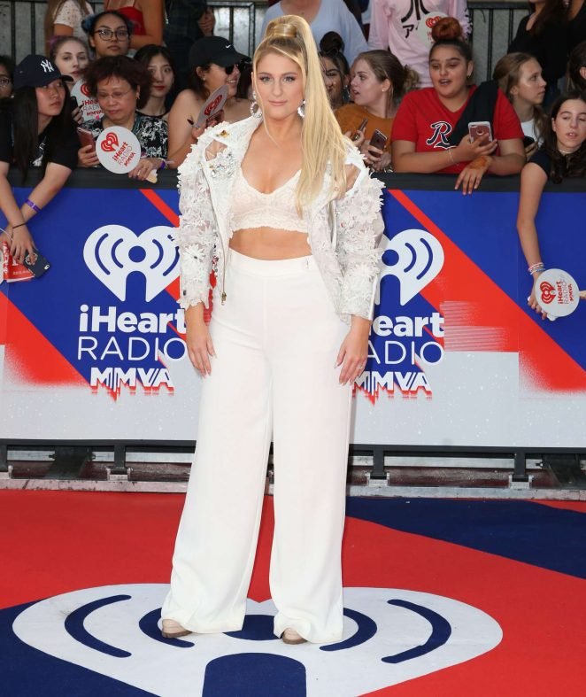 Meghan Trainor – 2018 iHeartRadio Much Music Video Awards in Toronto