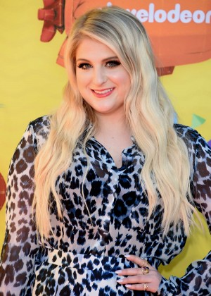 Meghan Trainor - Nickelodeon Kids Choice Awards 2015 in Inglewood
