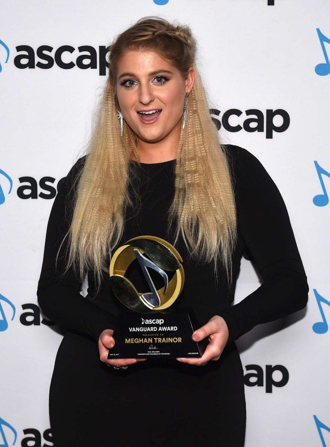 Meghan Trainor - 34th Annual ASCAP Pop Music Awards in Los Angeles