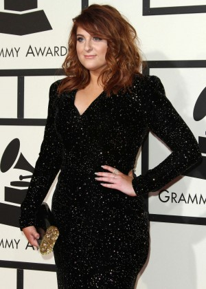 Meghan Trainor - 2016 GRAMMY Awards in Los Angeles