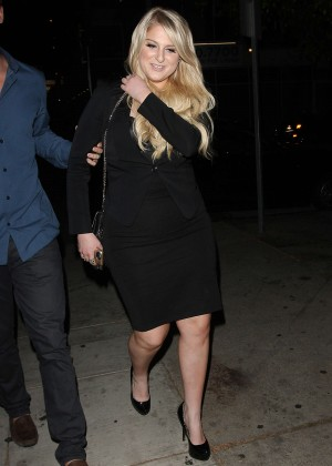 Meghan Trainor - Leaving The Nice Guy in West Hollywood