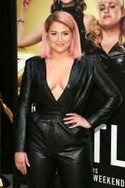Meghan Trainor - 'The Hustle' Premiere in Los Angeles