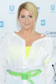 Meghan Trainor - WE Day California 2019 at the Forum in Inglewood