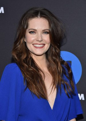 Meghann Fahy - Freeform Summit 2018 in Los Angeles