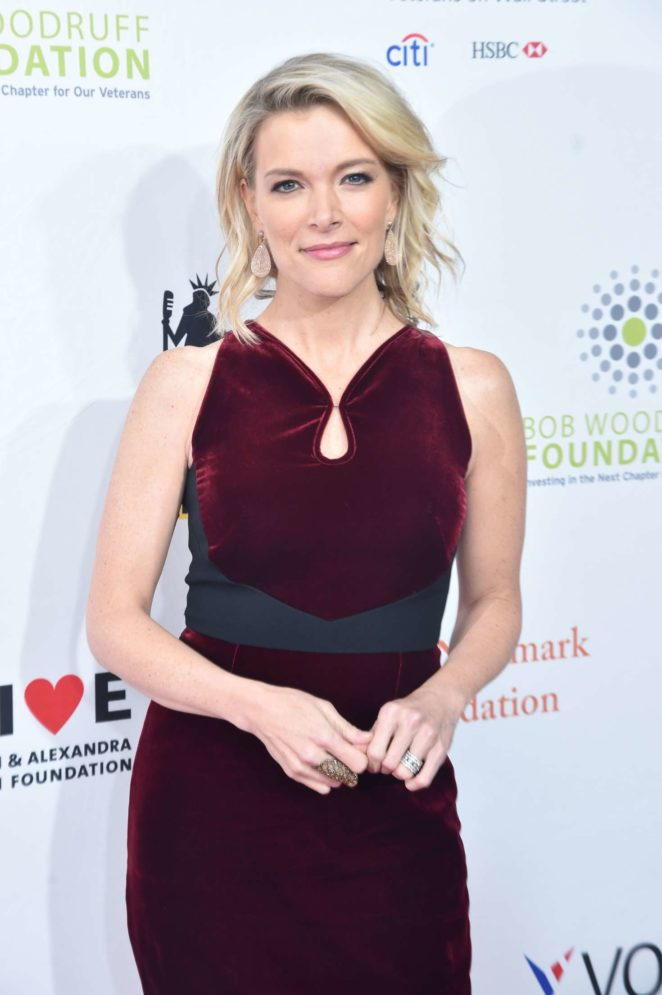 Megyn Kelly - 11th Annual Stand Up for Heroes in New York
