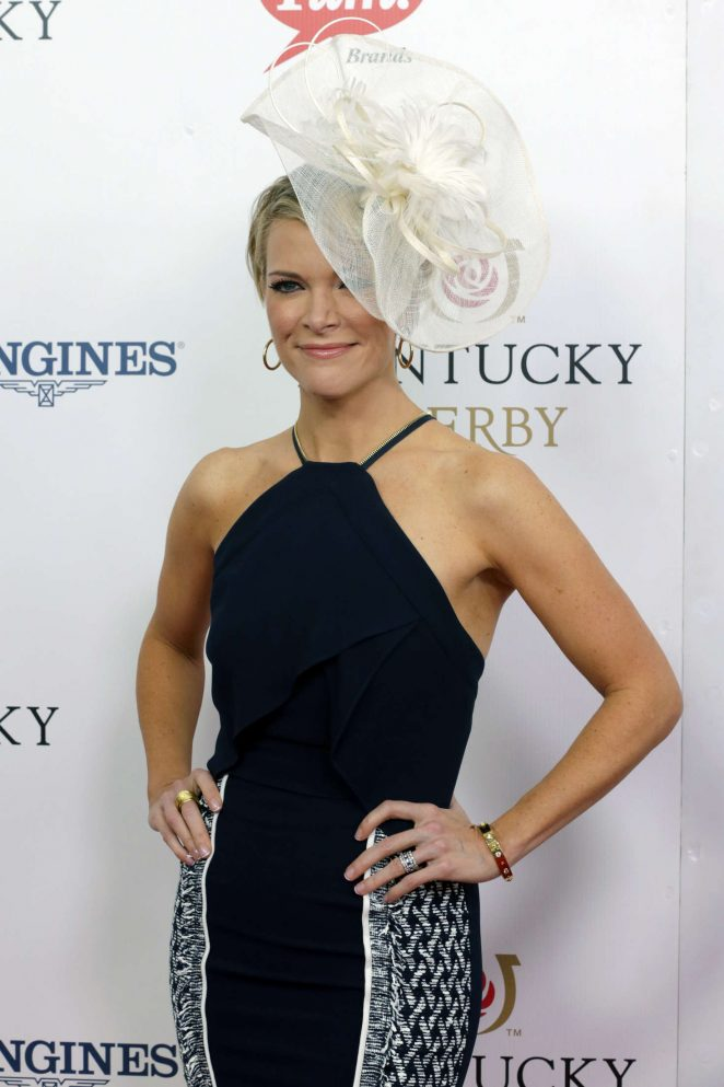Megyn Kelly: 142nd Kentucky Derby -01
