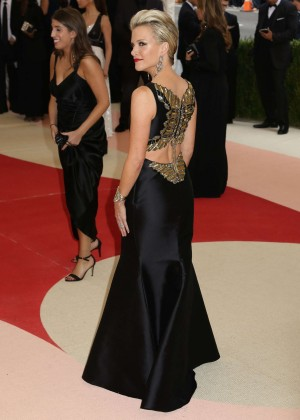 Megyn Kelly - 2016 Met Gala in NYC