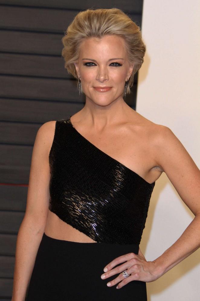 Megyn Kelly - 2016 Vanity Fair Oscar Party in Beverly Hills