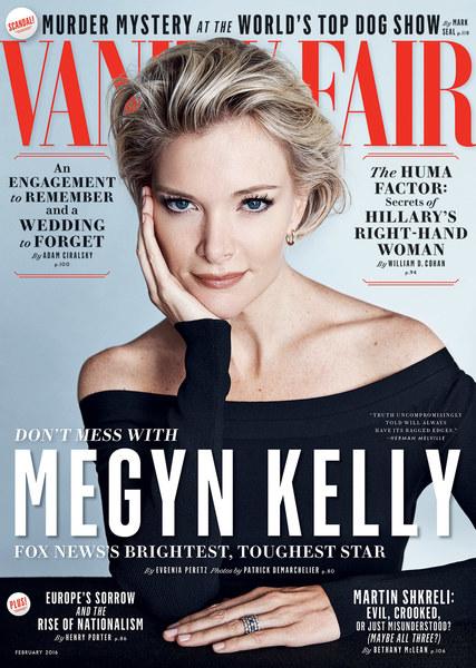 Megyn Kelly - Vanity Fair Magazine (February 2016)