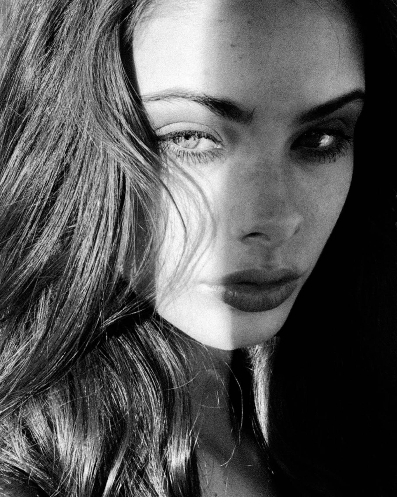 Meika Woollard - Laurent Castellani FaceTime Photoshoot (June 2020)