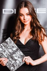 Meika Woollard - Rosanna Faraci 'Black And White Moods' Book Launch in Melbourne