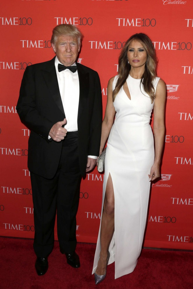 Melania Trump - 2016 Time 100 Gala in New York