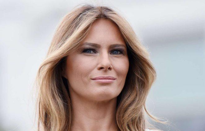 Melania Trump: White House Congressional Picnic -08