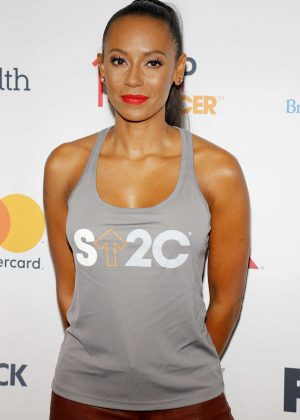 Melanie Brown - 5th Biennial Stand Up To Cancer in Los Angeles