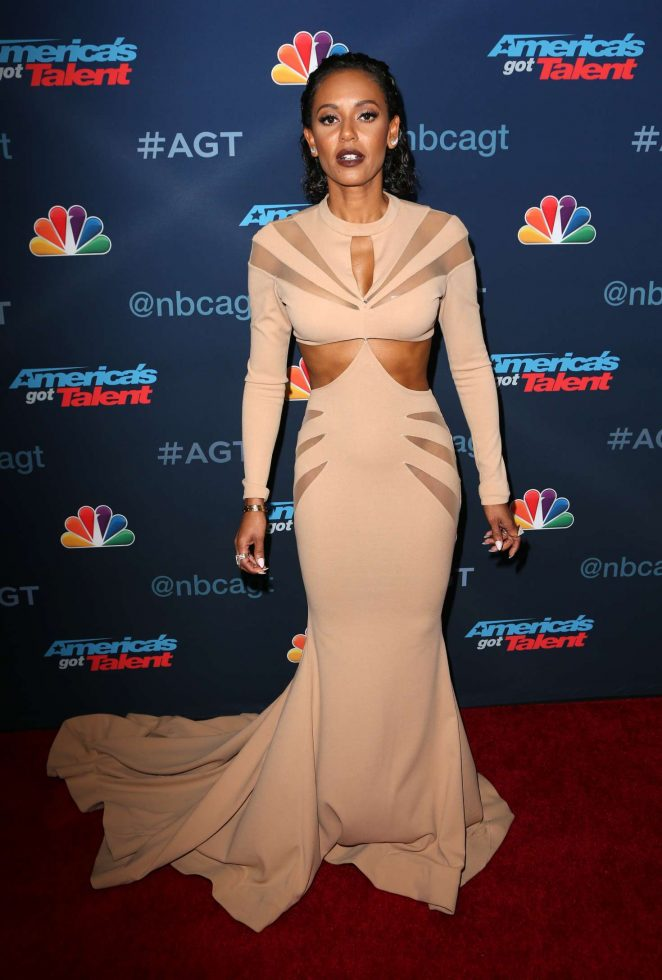 Melanie Brown - America's Got Talent Season 11 at Dolby Theater in Hollywood