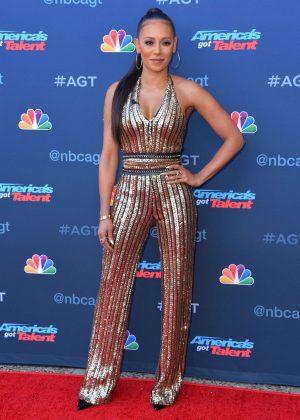 Melanie Brown - America's Got Talent Season 12 Launch in Los Angeles