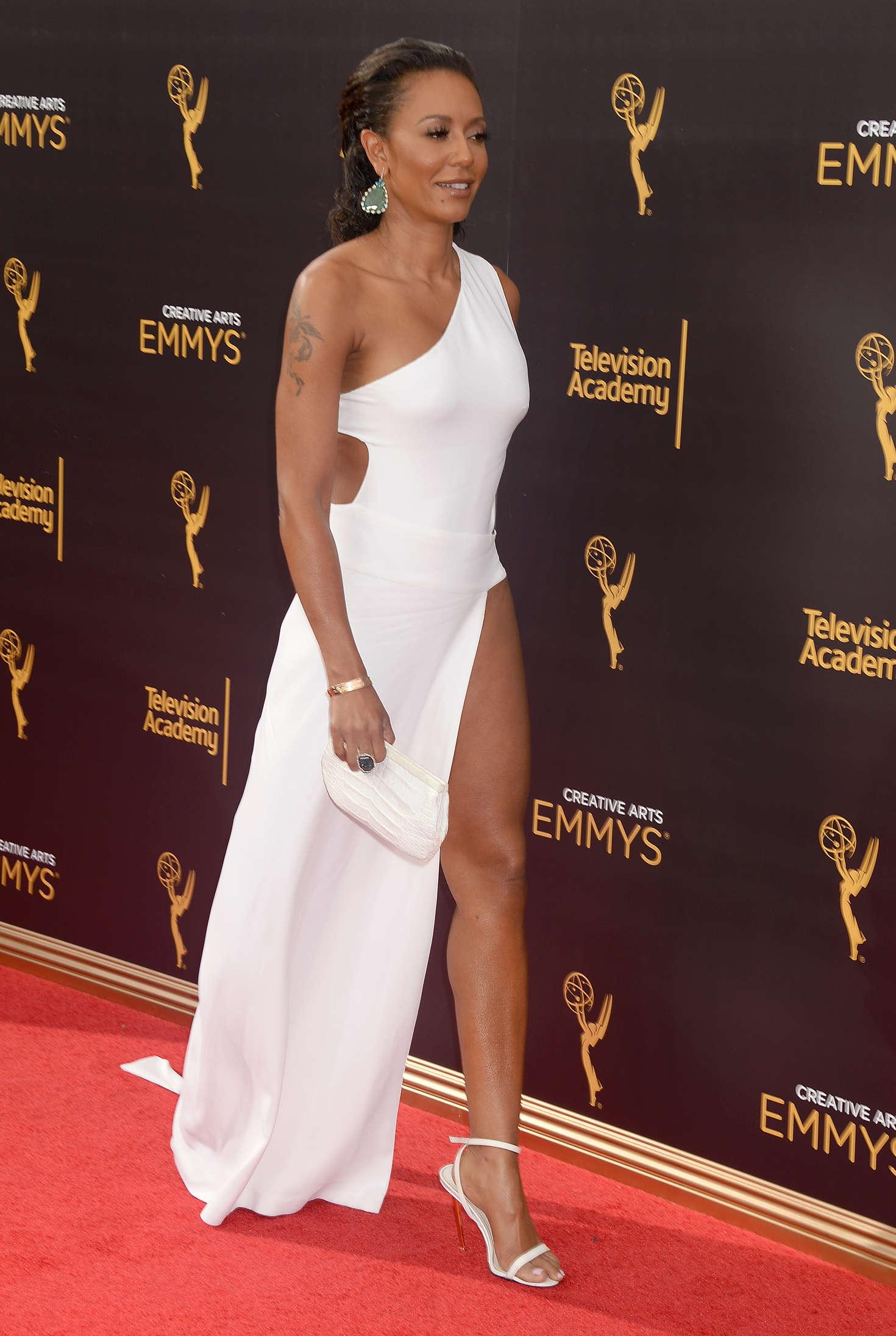 Melanie Brown Creative Arts Emmy Awards 2016 20 Gotceleb