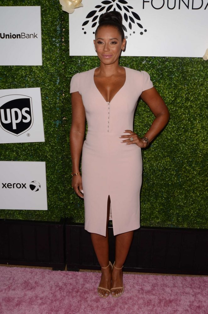 Melanie Brown - Ladylike Foundation's 2016 Women Of Excellence Luncheon in Beverly Hills